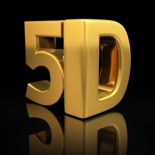 Fünfte Dimension der große Übergang wir bereiten uns vor