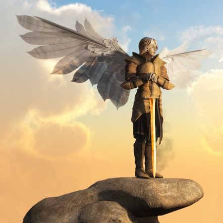 Engel Energie von Engelmedium Nadja Hafendörfer